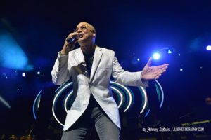 Luis Enrique & Issac Delgado In Concert at James L. Knight Center